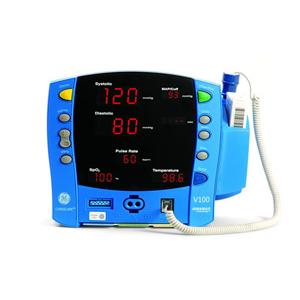 GE Dinamap Carescape V100 Vitals Monitor Rental